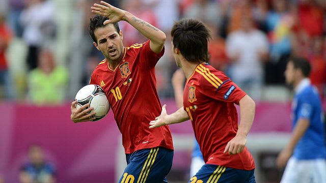 Top 5 tactical teams in FIFA World Cup 2014