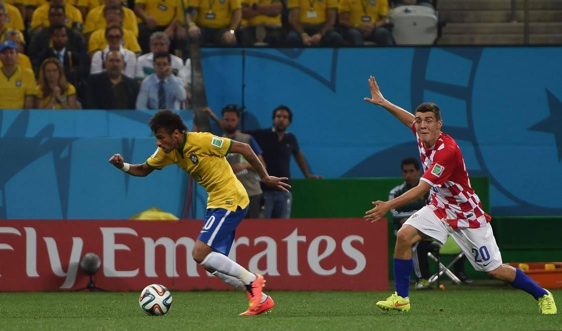 Brazil vs Croatia: Neymar and Oscar turns the World Cup Opener on their favor