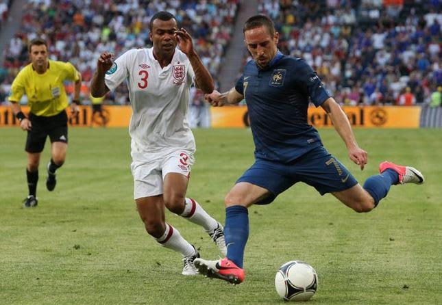 France hopes still survive after Franck Ribery injured