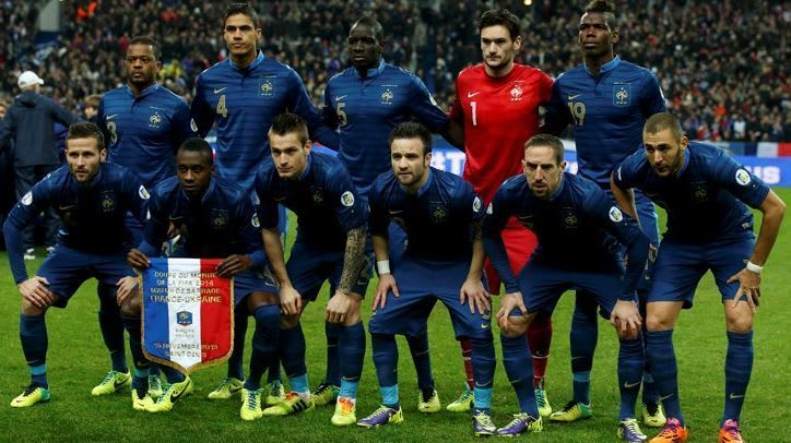 France team preview for Brazil World Cup 2014