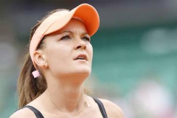 Radwanska's shock exit in Roland Garros, Paris