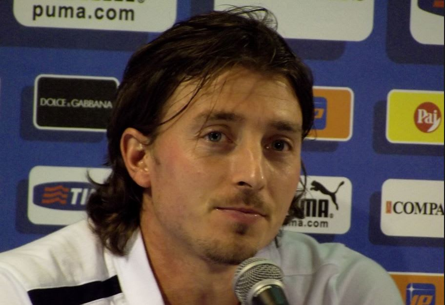 Italy international Riccardo Montolivo is fired up for the Brazil World Cup 2014