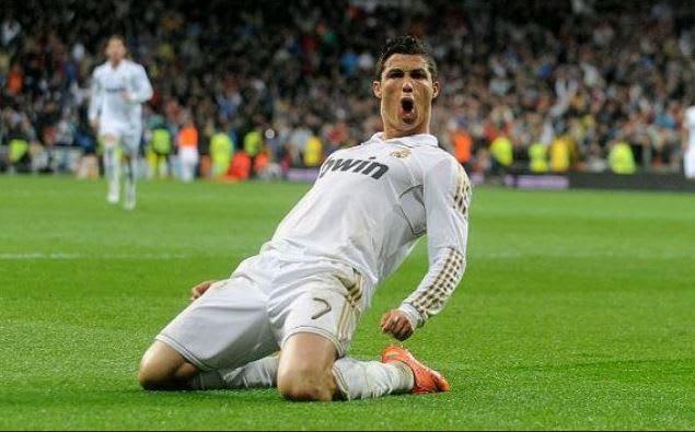Champions League Goal Record for Cristiano Ronaldo