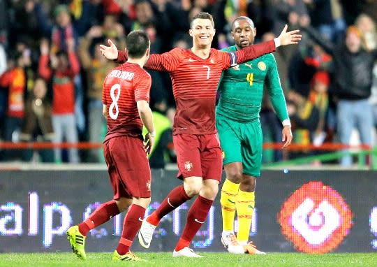 Can Cristiano Ronaldo power Portugal to World Cup glory?