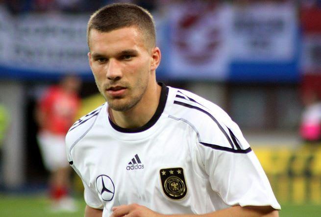 Lucas Podolski, Germany's secret weapon