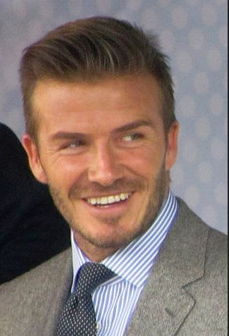 David Beckham looking for football stadium in Miami
