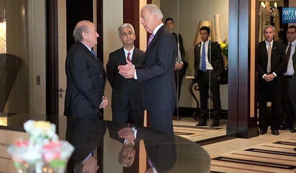 Joseph Sepp Blatter  intends for the 5th Term as FIFA President