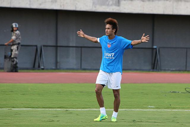 Neymar, an inspirational role model