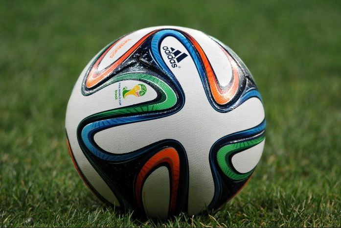 """FIFA World Cup 2014 official ball, making of """"Brazuca"""""""
