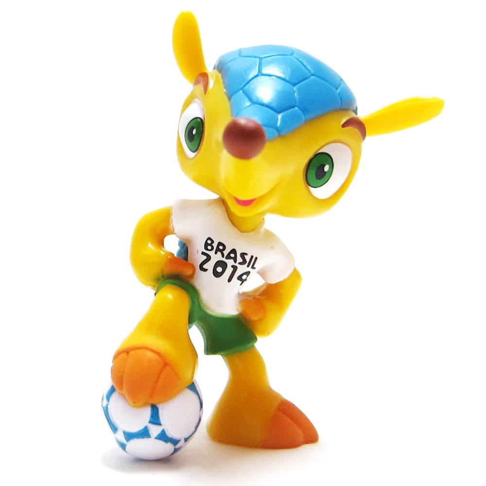 2014 FIFA World Cup official mascot: Fuleco
