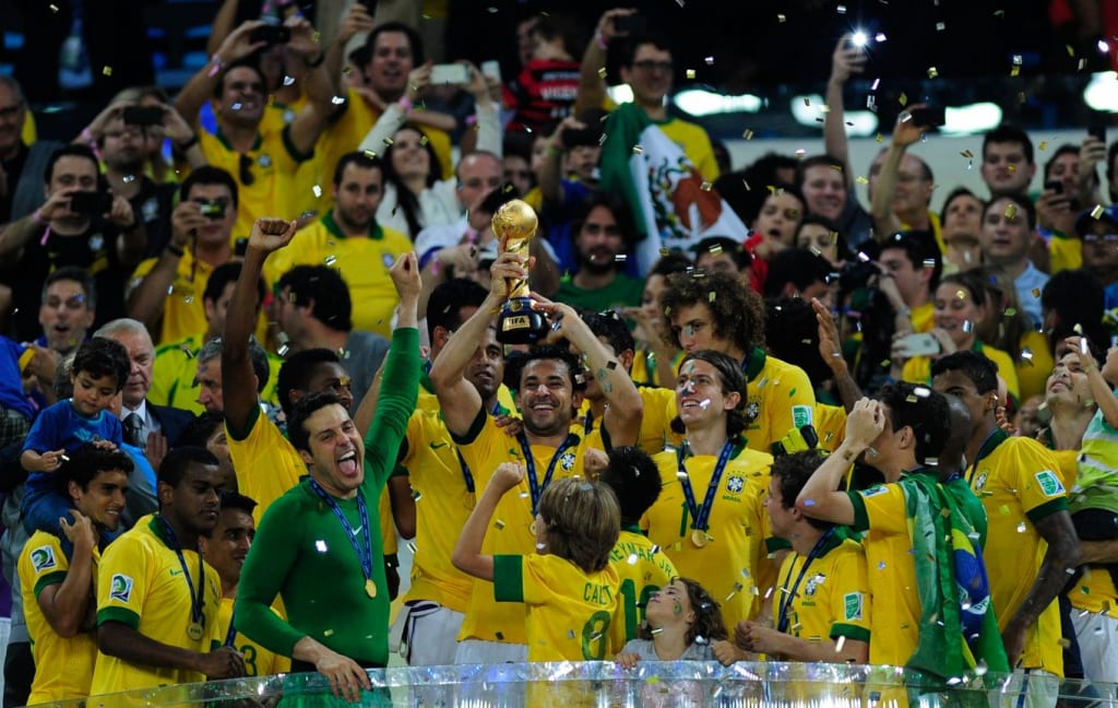 Pele expects Brazil to keep behind all the problems and stage a fantastic World Cup, confederations cup 2013