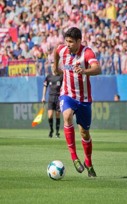 diego costa, atletico madrid, spanish footballer