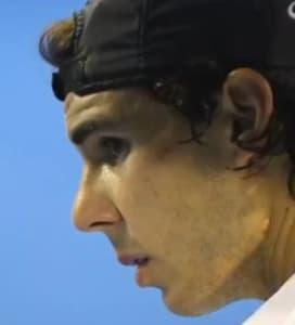 Rafael Nadal Loses to David Ferrer