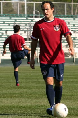 Landon Donovan Dropped From U.S. World Cup Team, Landon Donovan