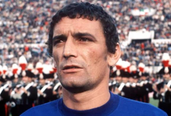 italian footballers, luigi riva