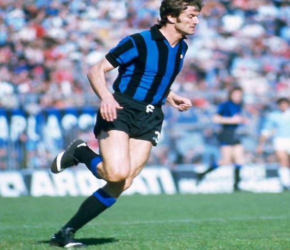 italian footballers, Giacinto Facchetti