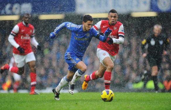 highest paid footballers, Eden hazard