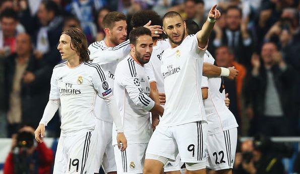 Champions League semi final: Real Madrid (1) vs. Bayern Munich (0); post match reaction