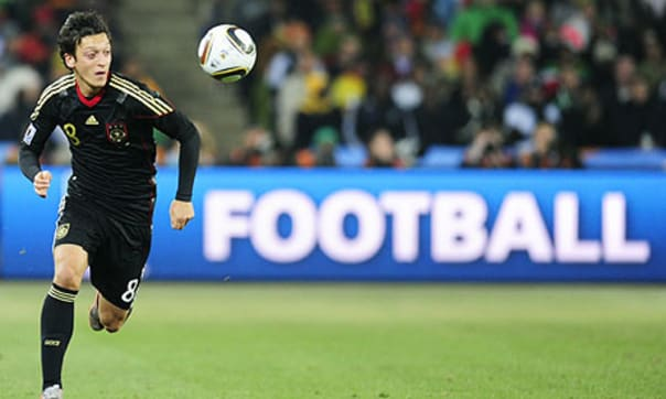 fifa world cup 2014, mesut ozil, german tactical football