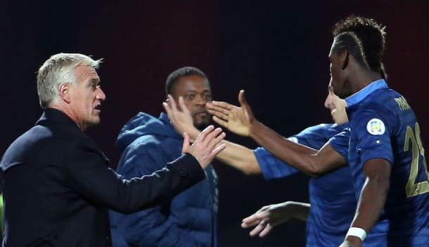 France team preview for Brazil World Cup 2014, French coach, Didier Deschamps