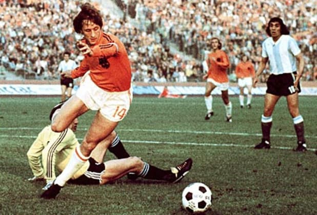 greatest dutch footballers, dutch football