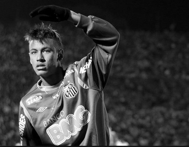 Neymar, an ispirational role model, neymar hairstyle, neymar skills, brazilian neymar