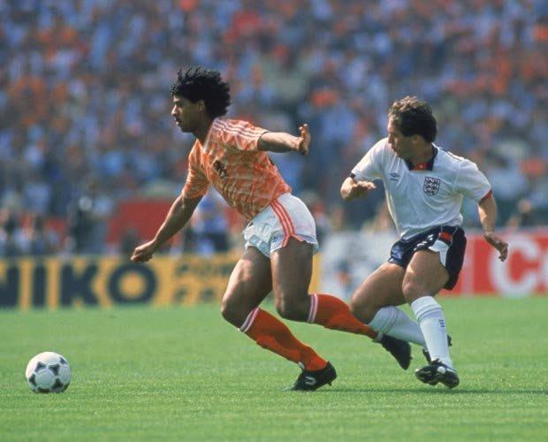 greatest dutch footballers, frank rijkaard
