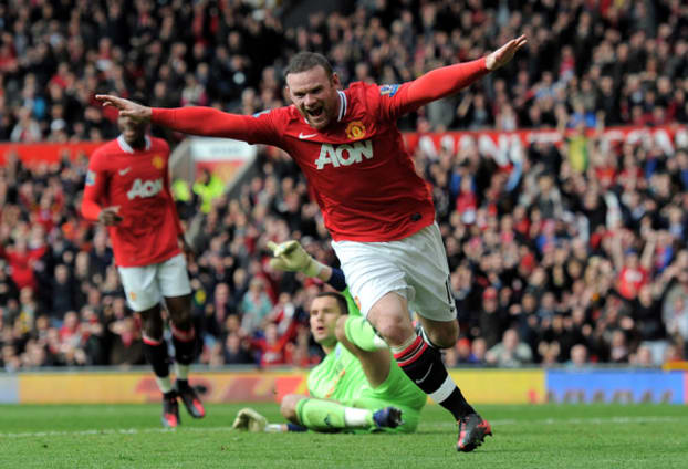 highest paid football player, Rooney