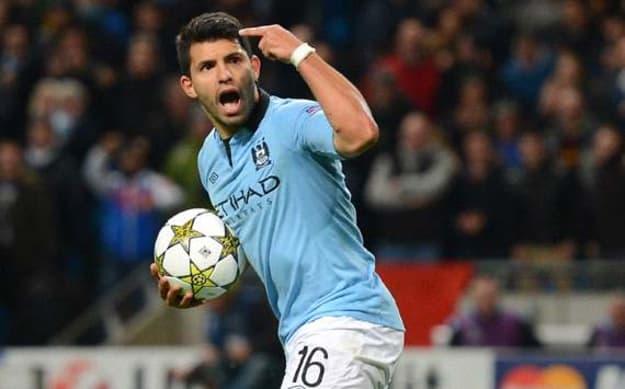 highest paid footballers, aguero