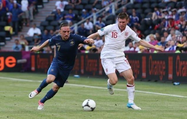 France team, Franck Ribery
