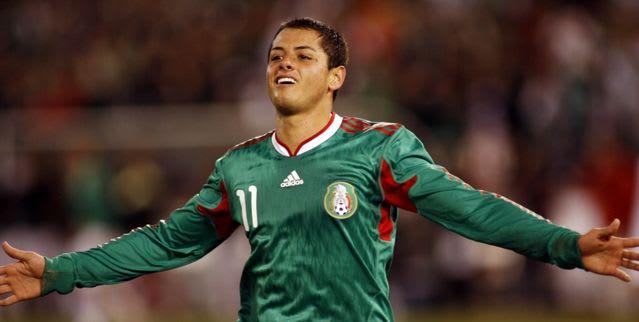 fifa world cup 2014, Javier Hernandez