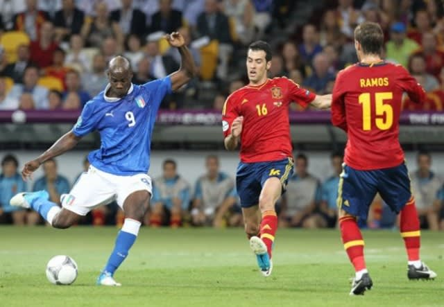 balotelli, Italy world cup