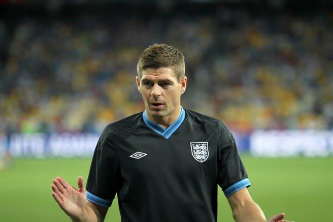 steven gerrard retire, liverpool, england national team