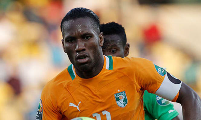 Fifa world cup 2014, oldest player in the world cup, drogba
