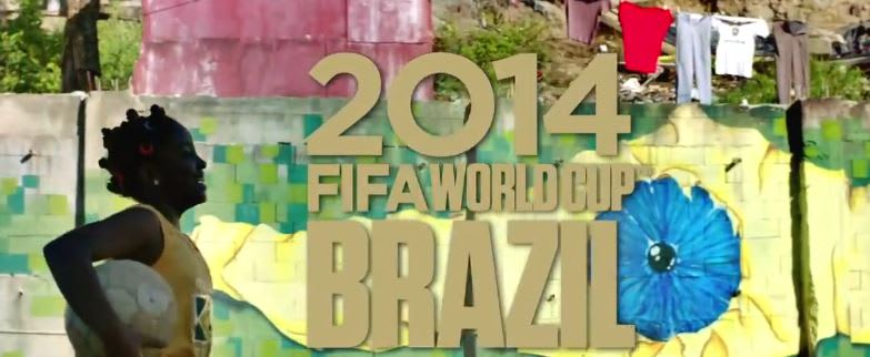 World Cup Qualifying Teams 2014