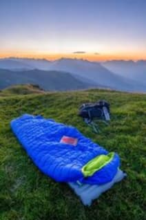 Best Sleeping Bags for Adventure Motorcycle Camping