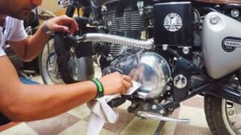 best chrome cleaner for motorcycles