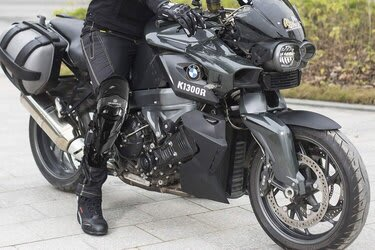 motorcycle knee brace
