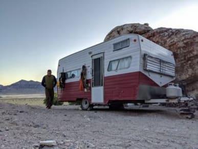 lightweight teardrop camper