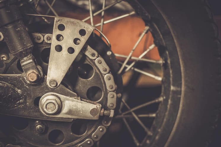 Signs that Your Motorcycle Chain Needs Replacement