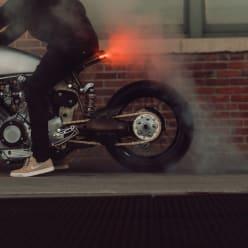 Motorcycle Backfire