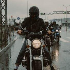 Best Motorcycle Helmet for Rain
