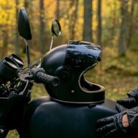 hot weather motorcycle helmet