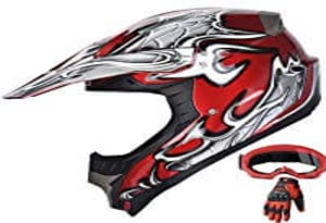 X4 Adult ATV Off-Road Helmet Cool Motorcycle Helmet