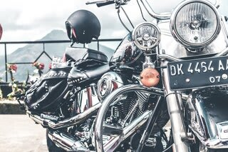 What to do with your Motorcycle Helmet