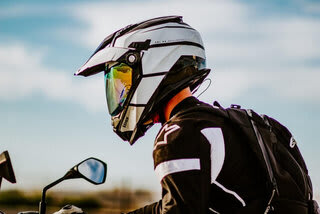1Storm Motorcycle Modular Full Face Helmet