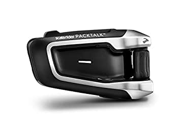 Cardo Scala Rider SRPT0102  PACKTALK Duo-Bluetooth 4.1 - Best Bluetooth Headset for Motorcycle