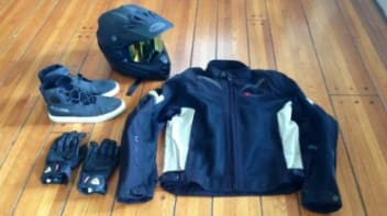 Hot Weather Motorcycle Gear