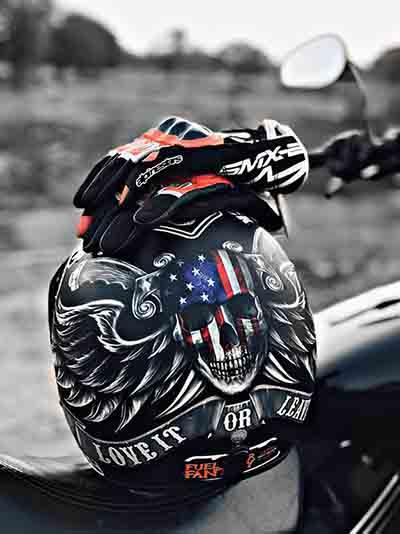 10 Best Skull Motorcycle Helmet Reviews
