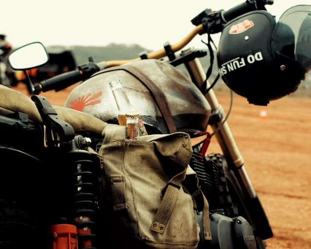 Motorcycle Gas Tank Rust Removal